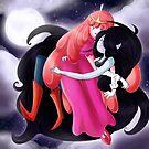 PB and Marceline by lythweird