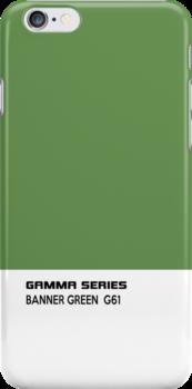 Banner Green - Gamma Series by txjeepguy2