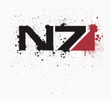 N7 Splatter by Draygin82