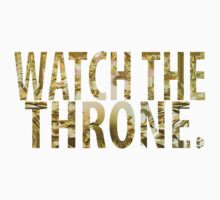 Watch The Throne Phone Case by BMDesigns