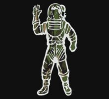 Astronaut Camo by BMDesigns