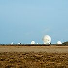 Goonhilly Earth Station, Cornwall by photoeverywhere