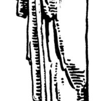 The Hermit (Light) Sticker