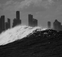 We Have Waves As Big As A City by Noel Elliot