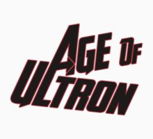 Age of Ultron by HalfFullBottle