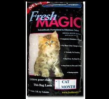 2 Cases, 16 pk - Fresh Magic Crystal Round by kittylittersite