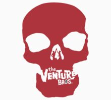 Venture Bros Skull by HalfFullBottle