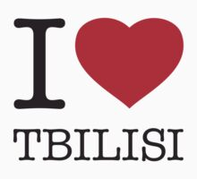 I ♥ TBILISI by eyesblau