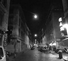 Streets of Rome by SpaceDonutInc