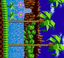 Green Hill Zone by Christopher Neary