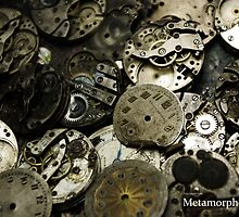 Cogs and Clocks by MetamorphosisRS