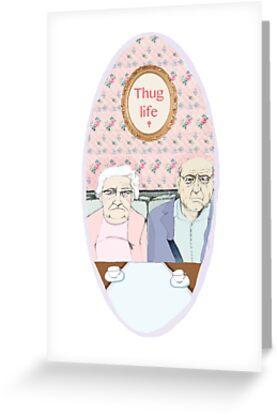 Thug Life by kunikpok