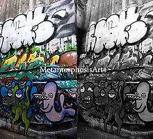 Graffiti Walls  by MetamorphosisRS