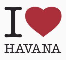 I ♥ HAVANA by eyesblau