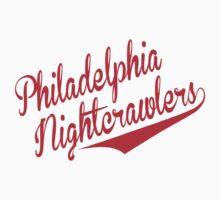 Philadelphia Nightcrawlers by HalfFullBottle