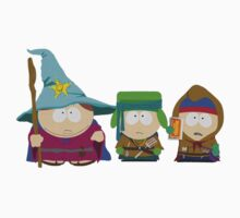 South Park LOTR by lukecorallo