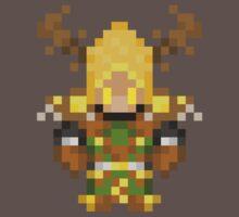 World of Warcraft Druid Tier 2 Stormrage Sprite Kids Clothes