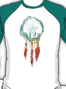 The Dream catcher (rustic magic) T-Shirt