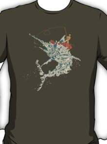 Cold Blooded Ocean T-Shirt