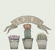 Cacti by yourebossy