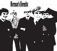 Herman's Hermits Band  by nota2ndtime