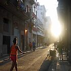 Late Evening, Havana by Jodi Fleming