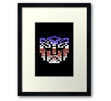 Commodore 64mers: Autobots Framed Print