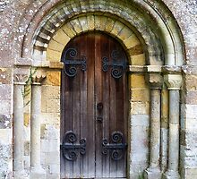 Old Door by hootonles