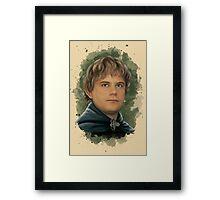 Samwise of the Fellowship Framed Print