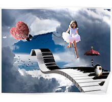 Free Falling.... Poster