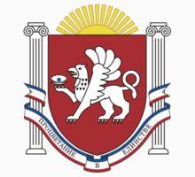 Emblem of Crimea  by abbeyz71