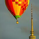 No Puncher  today   Canberra  Balloon Spectacular 2014 by Kym Bradley
