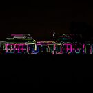 Old Parliament House  Canberra Enlighten  2014 by Kym Bradley