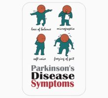 Parkinson's Disease Symptoms by klimse