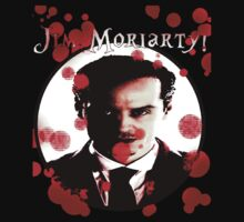 Jim Moriarty bloody tee by SociallyAwkward