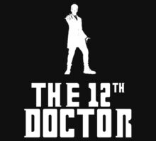 The 12th Doctor - Doctor Who by timnock
