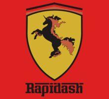 Rapidash Ferrari by FlyNebula