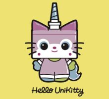 Hello Unikitty by Captain RibMan