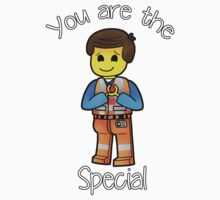 You Are The Special Shirt by Mimaah