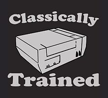 Classically Trained Videogames by MarioGirl64