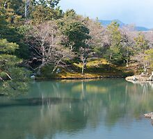 Tenryu Shiseizen-ji Gardens by photoeverywhere