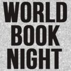 Subtle World Book Night by Alan Craker