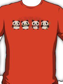 Robot Panda T-Shirt