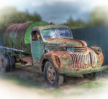 Chevy Maple Leaf Truck by Keith Hawley