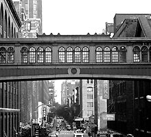 From The High Line by Iskander Ben Amor