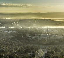 Middle earth... no wait, it's Canberra. by candysfamily