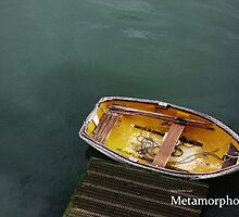 Lonley Boat by MetamorphosisRS