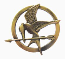 Mockingjay Pin by ZWinchester