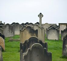 St Mary's graveyard by photoeverywhere