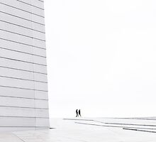 Oslo Opera House by egranitz
